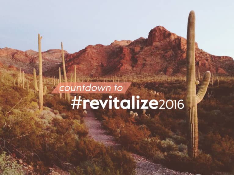 #revitalize2016 Is Only A Few Days Away: Here Are A Few Exciting Things You Need To Know About
