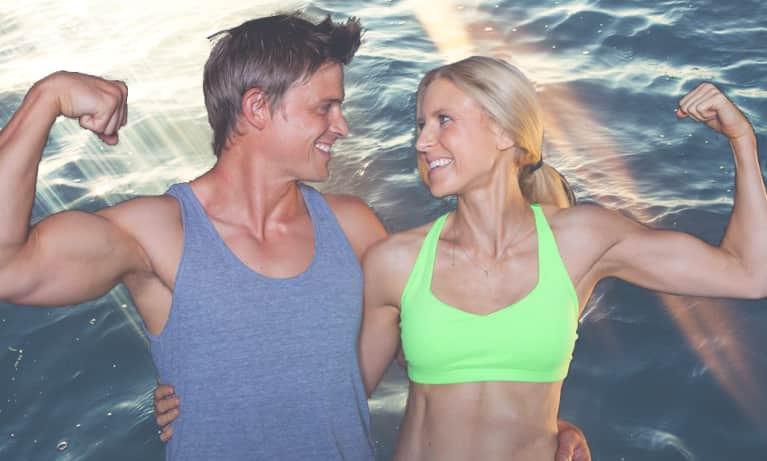 A Full-Body Workout You Can Do With Your Partner