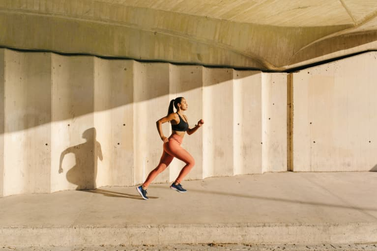The Surprising Reason We Don't Fall When We Run