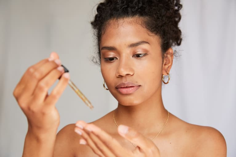 This Lesser-Known Oil Is Gunning For The Top Spot In Your Skin Care Routine