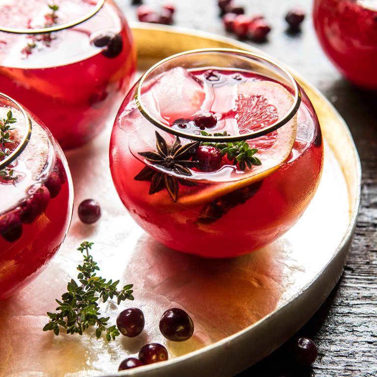 This Digestion-Boosting Thanksgiving Elixir Is So Much Better Than Wine
