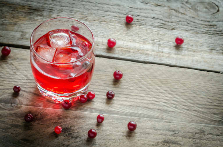 Remember Cranberry Juice? 5 Reasons To Drink More Of It
