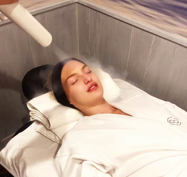 I Hate Being Cold But Tried Cryotherapy Anyway. The Unexpected Results Got Me Hooked