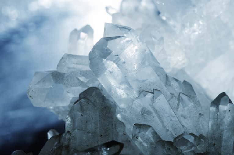How Crystals Can Help You Stay Connected To Your Intentions