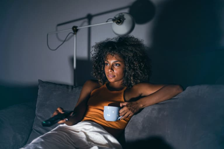 This Nighttime Habit May Be Linked To Weight Gain, Study Finds