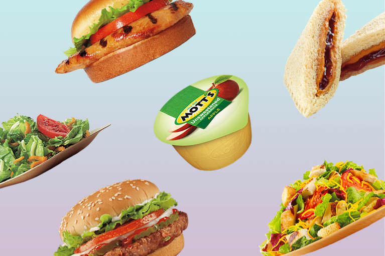 The Healthiest Foods At Burger King, According To Nutritionists