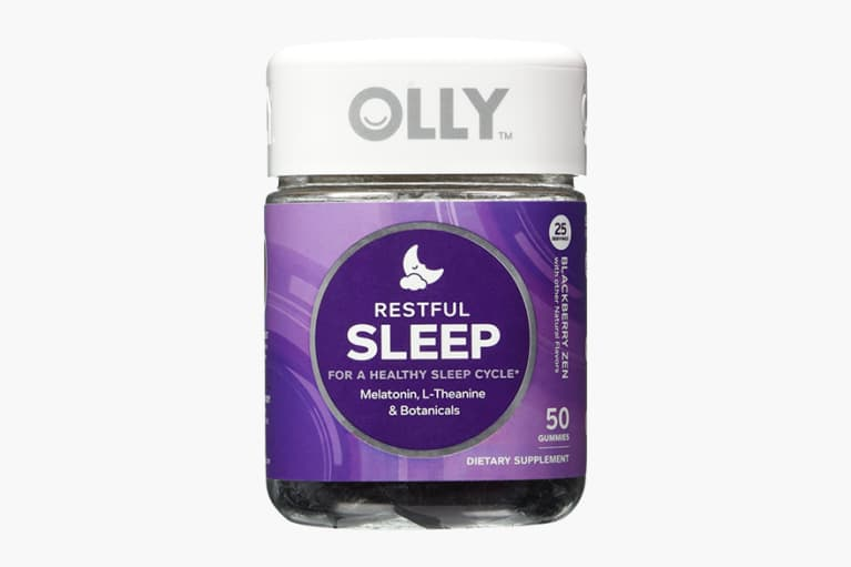 <p>OLLY Restful Sleep Gummy</p>