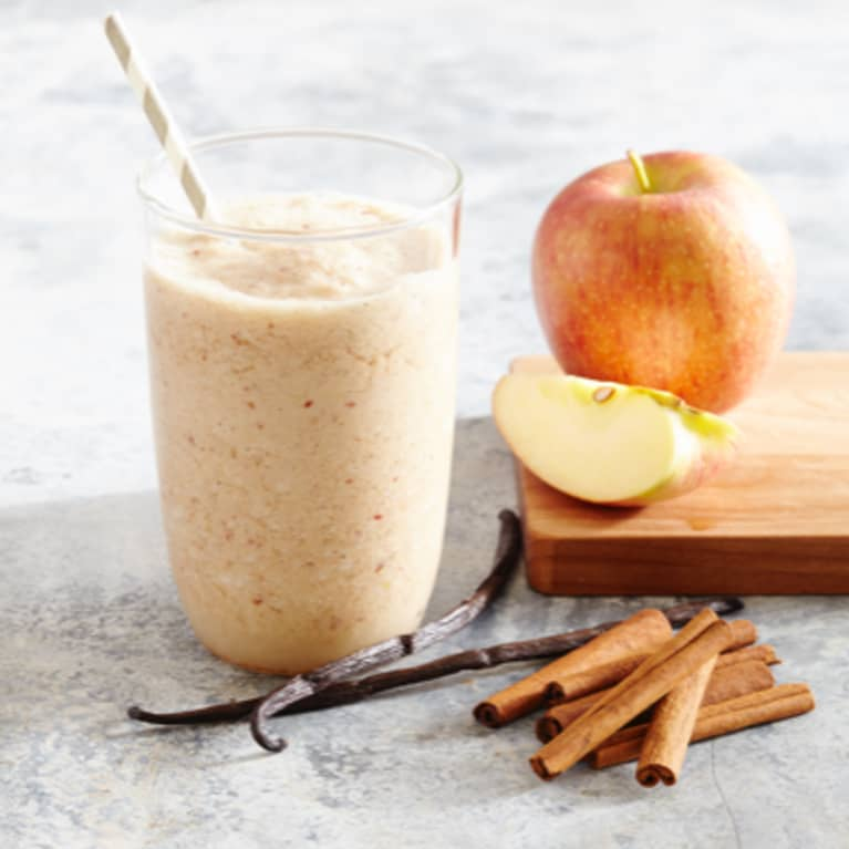 Fall Apple Spice Smoothie