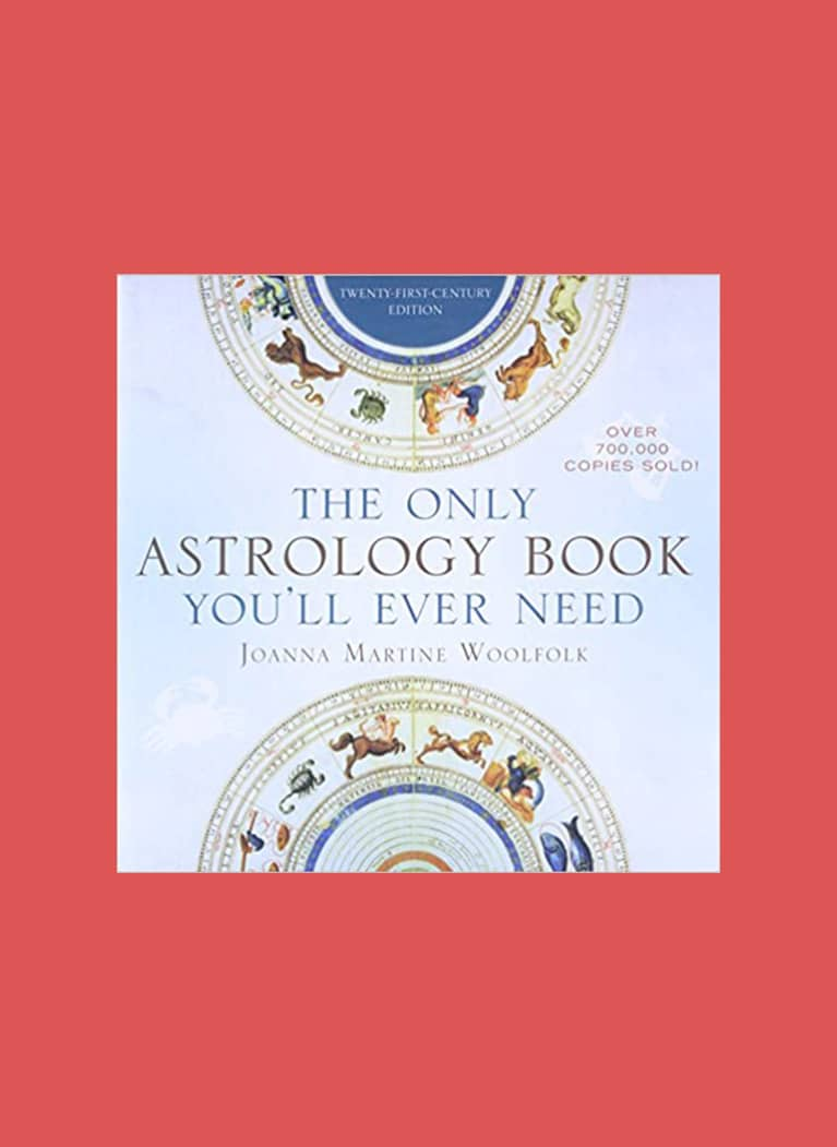 5. The Only Astrology Book You'll Ever Need