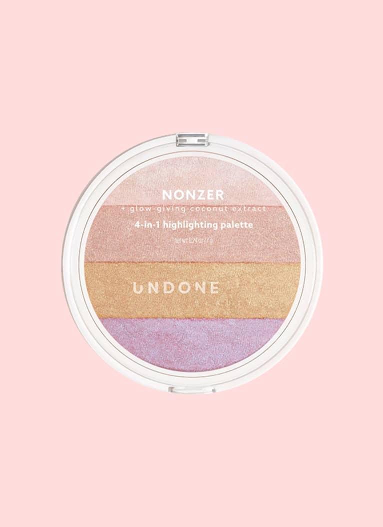undone beauty highlighting powder