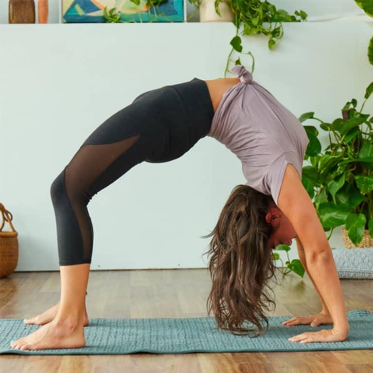 Organic Non-Slip Yoga Mat