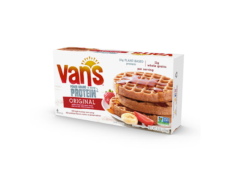 Van's Protein Original Waffle