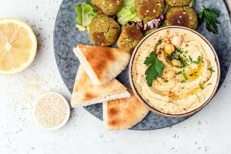 This Homemade Hummus Has A (Fermented) Secret