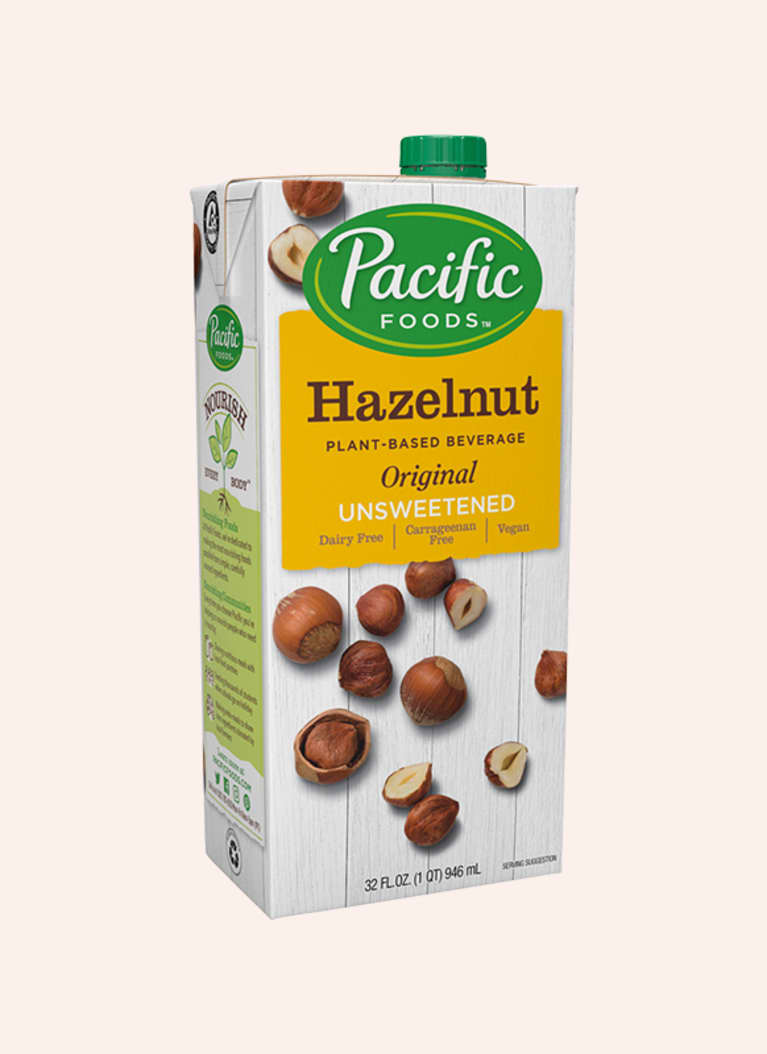 Pacific Foods Hazelnut Unsweetened Original