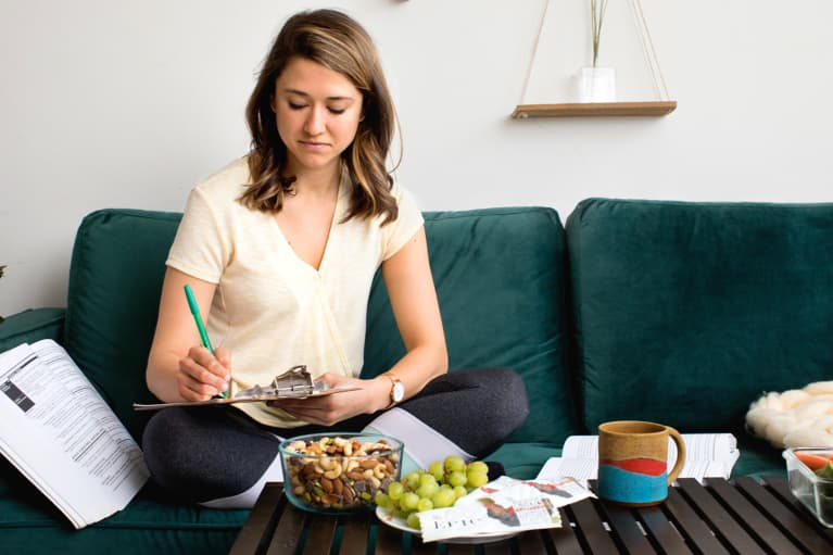 What I Eat To Stay Sharp & Energized During 12+ Hour Days