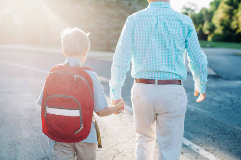 5 Ways To Help Your Child Go Back To School, Stress-Free