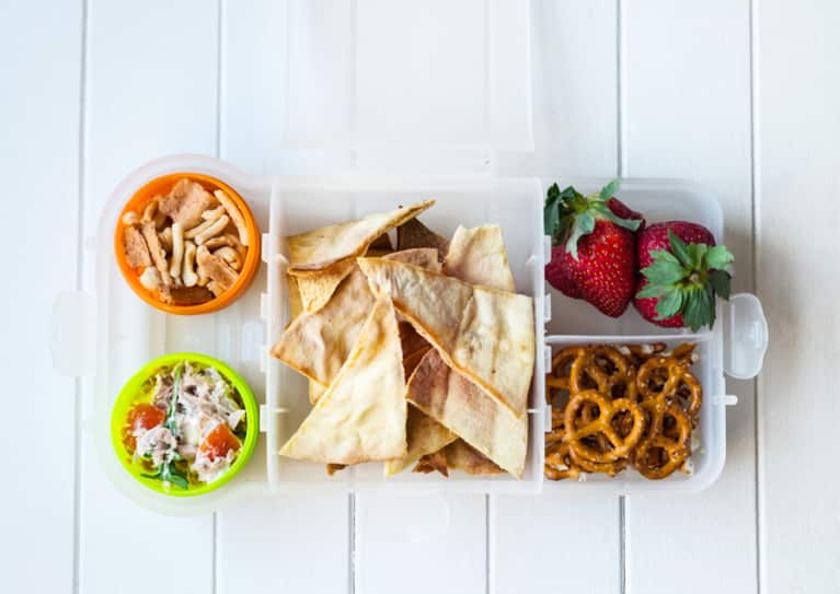 10 Super-Healthy, Dairy-Free Snack Ideas For Kids