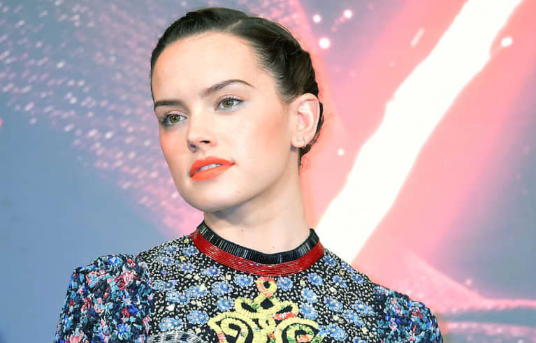Daisy Ridley Gets Refreshingly Honest About Her Struggle With Endometriosis