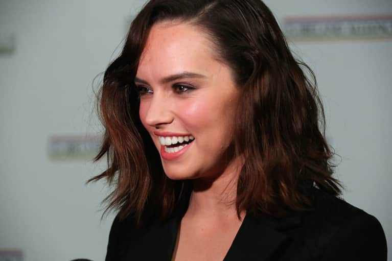 Star Wars' Daisy Ridley Has A Powerful Message About Self-Esteem On Instagram