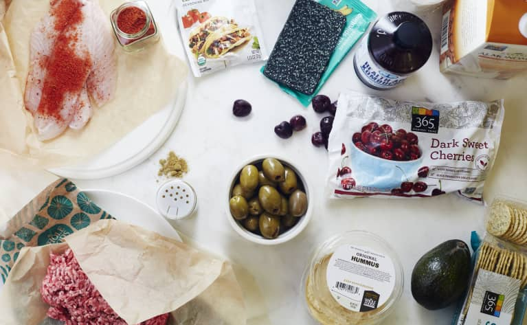 Grocery Shopping With A Nutritionist: What's In Dana James' Cart
