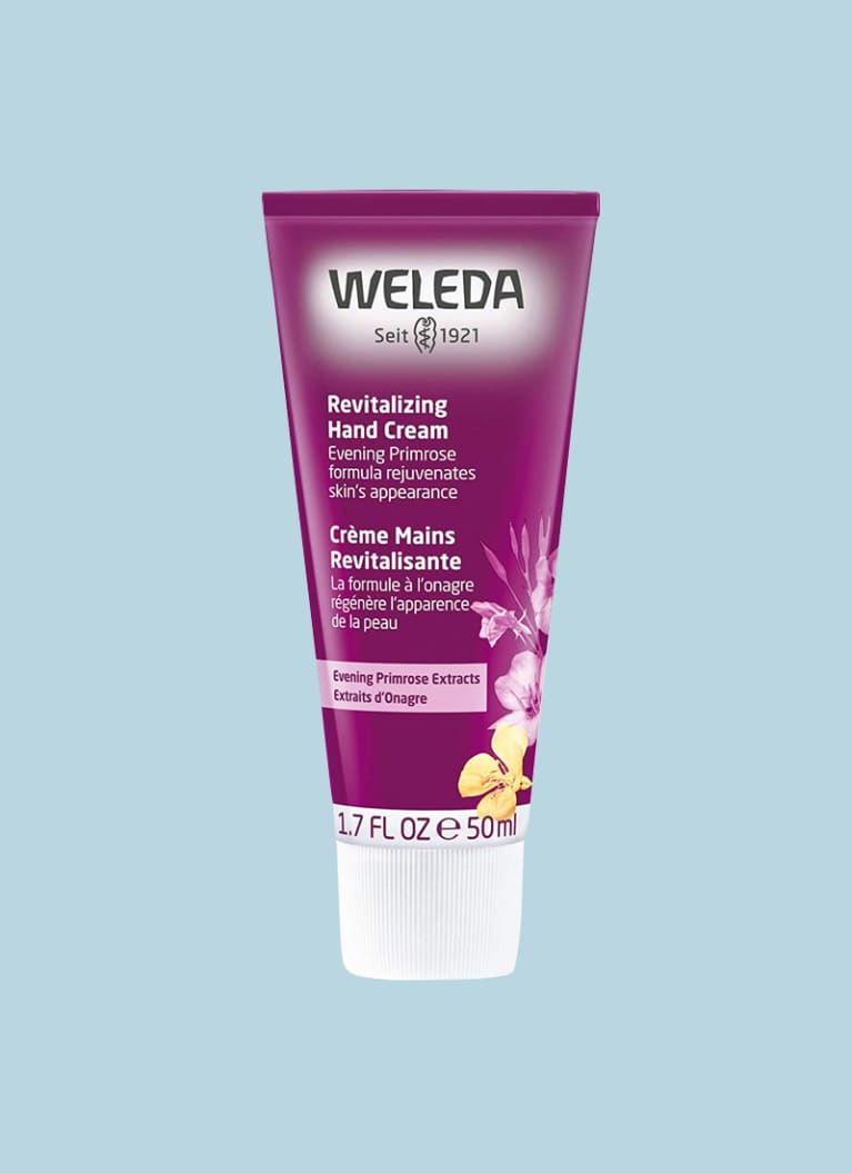 Weleda Revitalizing Hand Cream in Evening Primrose