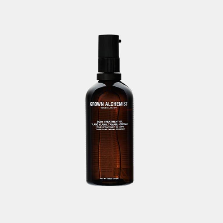 Grown alchemist body oil