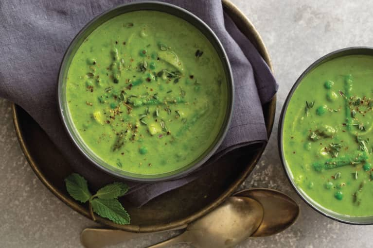 "Kick-Start Spring With 3 Clean ""Power Soups"""