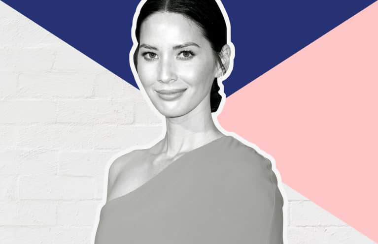 portrait of olivia munn