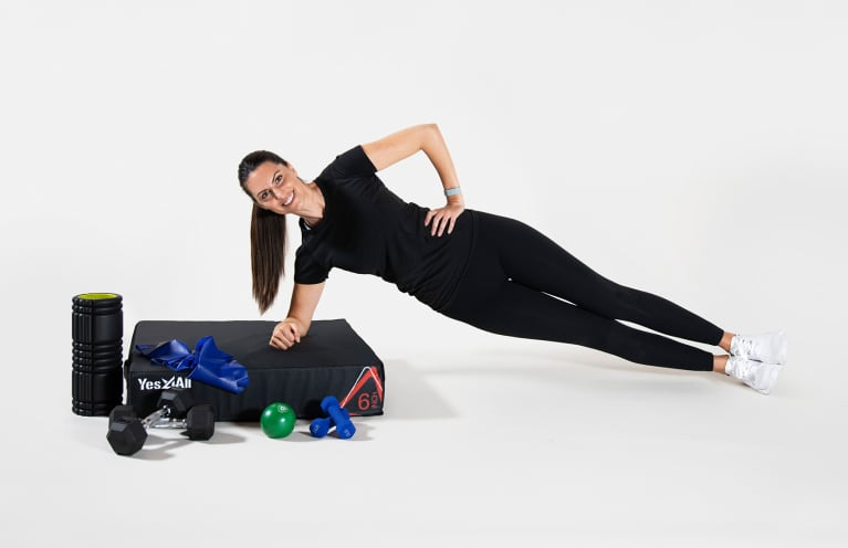 Fitting In Fitness: Simple Moves When You're Short On Time & Space