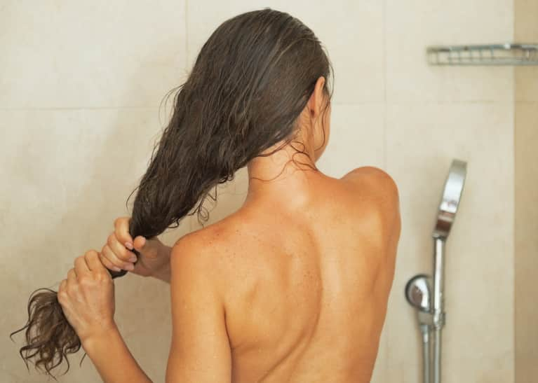 Wash Off The Work Week With This DIY Shampoo