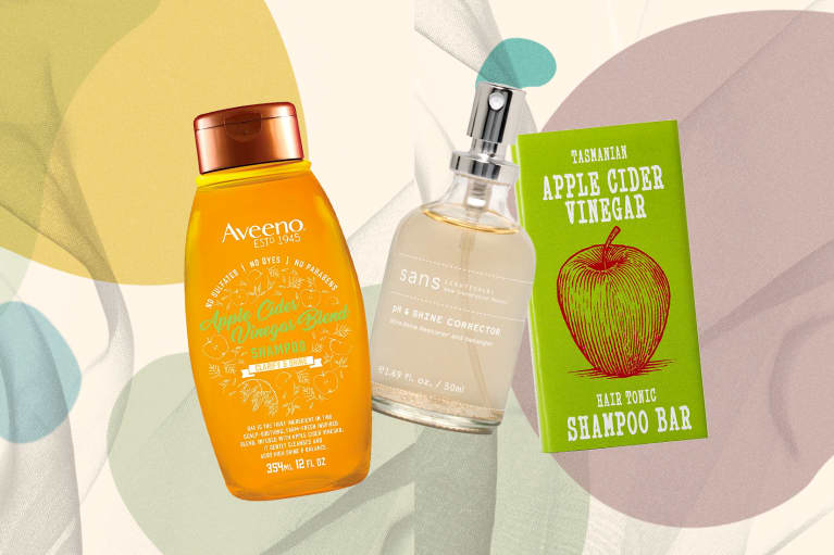 Want Shiny Hair? Here Are The 10 Best ACV-Infused Hair Products