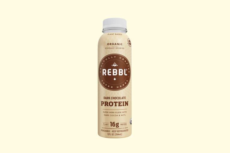 Dark Chocolate Plant Protein Elixir