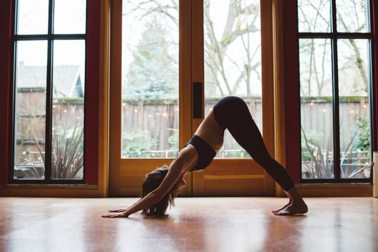 Master The Downward Dog With This Primer From Tara Stiles