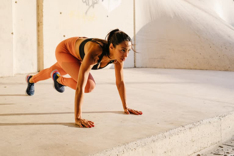 Short On Time? Try This Personal Trainer's 5-Minute Full-Body Workout