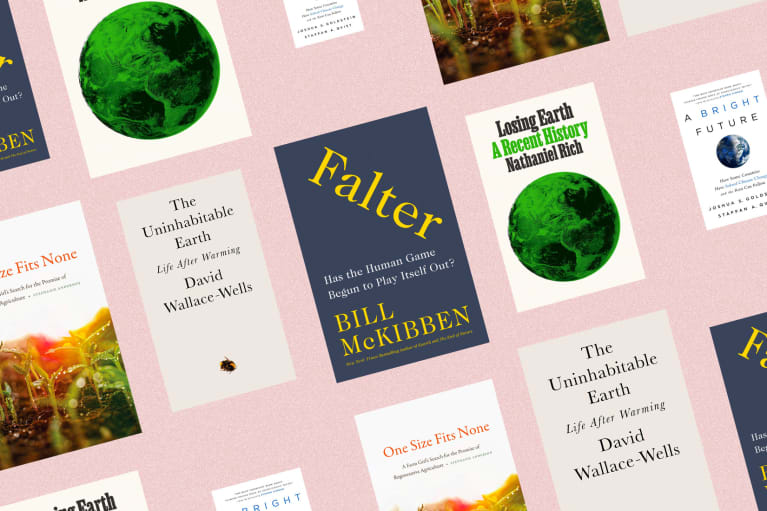 These 5 New Books On Climate Change Are Terrifying & So Important