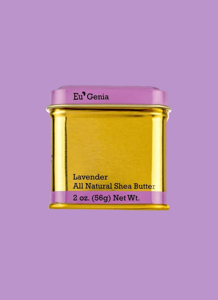 Eu Genia Lavender all natural shea butter
