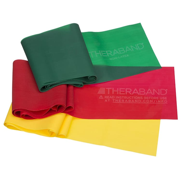 Theraband bands