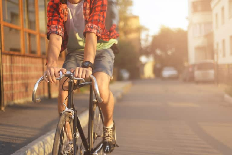 What REALLY Happens To Your Body When You're On A Bike (Infographic)