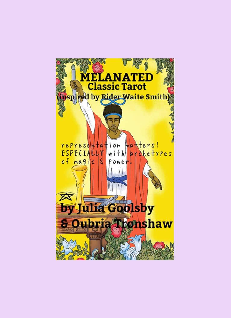 3. Melanated Classic Tarot Deck
