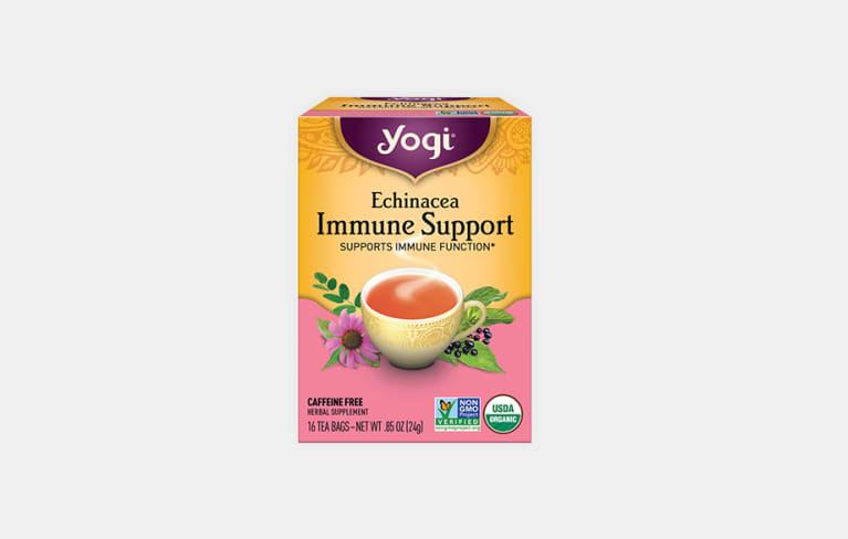 <p>Echinacea Immune Support Tea</p>