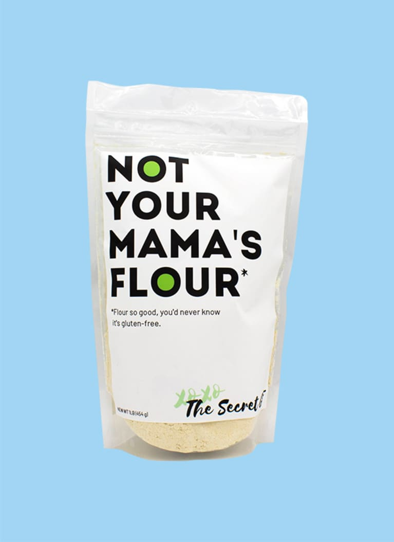 The Secret GF Not Your Mama's Flour