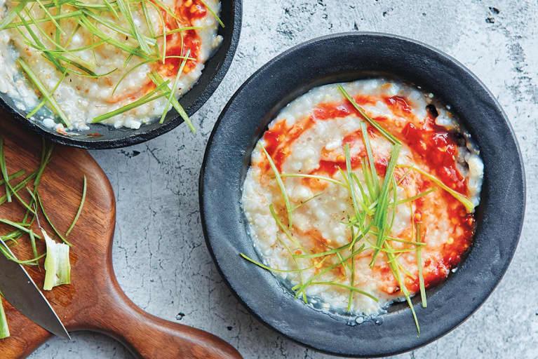 这一锅燕麦片有潜力改变你的早晨