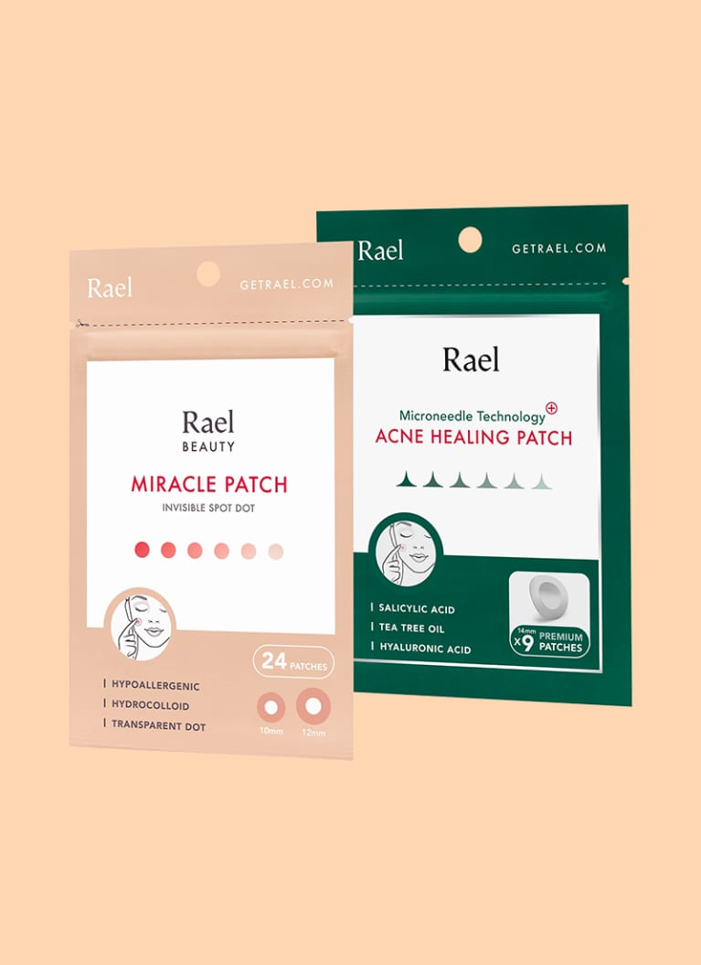 rael acne patches