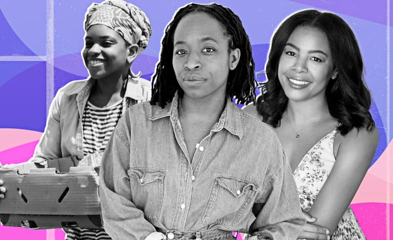 founders of black-owned beauty and wellness brands