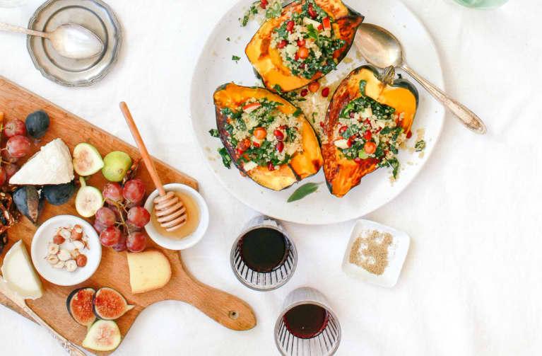 Vegetarian Thanksgiving Dishes