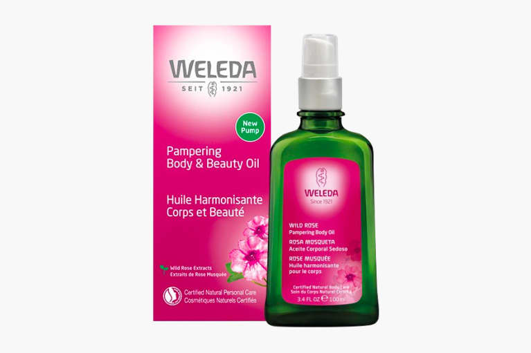 <p>Pampering Body & Beauty Oil</p>