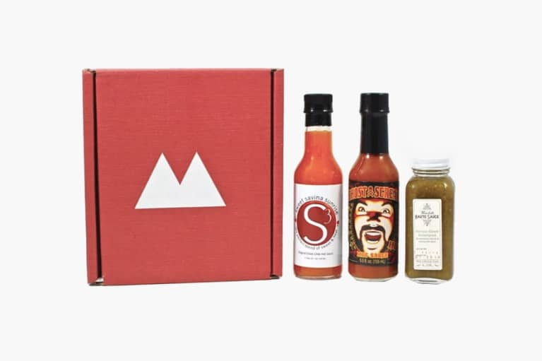 <p>Hot Sauce Subscription</p>