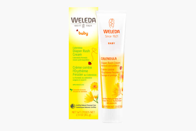 <p>Calendula Diaper Rash Cream</p>
