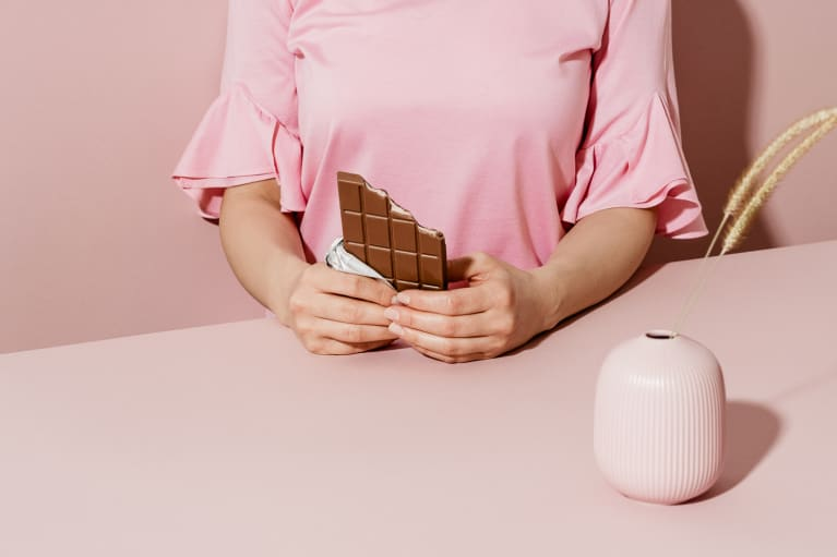 Sweet News: This Chocolate (!) Meditation Is Our New Nightly Ritual