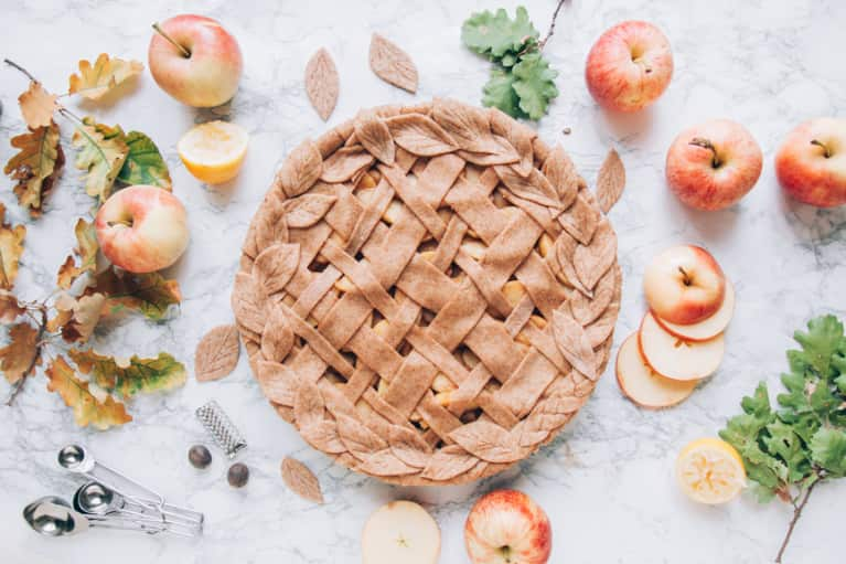Vegan Baking Basics: How To Make The Perfect Apple Pie